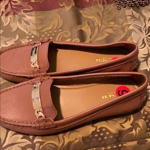 Coach loafers size 6